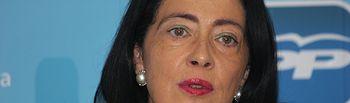 María José Agudo, presidente de Mujeres en Igualdad