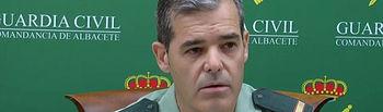 José Amado Cuenca Hoyos - Guardia Civil.