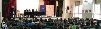 Jornadas Violencia de Género- IES Tomás Navarro Tomás.