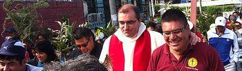 Misioneros de la Diócesis de Albacete en Ecuador