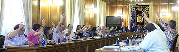 Pleno de la Diputación Provincial de Cuenca