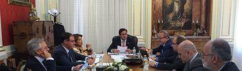 Comisión Ejecutiva Consorcio Ciudad Cuenca.