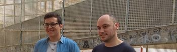 Javier Boj y Valero González.