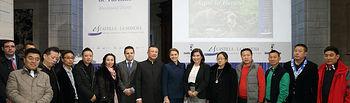 Cospedal presenta el Plan Estrategico de Turismo de CLM 3. Foto: JCCM.