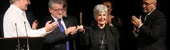 Premio Corral de Comedias e inauguración de la exposición 'Escenificando a Cervantes'. Foto: JCCM.