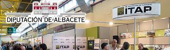 Stand del ITAP en Expovicaman 2018