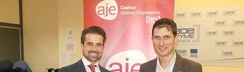 Javier Redondo es nombrado nuevo presidente de AJE Cuenca, tomando el relevo de Javier Santiago