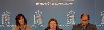 La vicerrectora del campus de Guadalajara y la diputada de Cultura han presentado el programa