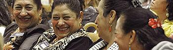 Mujeres gitanas (foto: archivo)