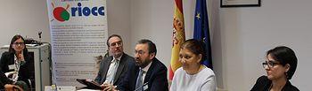España acoge taller RIOCC. Foto: Ministerio de Agricultura, Alimentación y Medio Ambiente