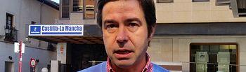 Lorenzo Robisco, número 2 del PP a las Cortes regionales.