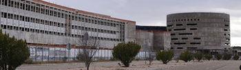 Obras del futuro hospital de Toledo