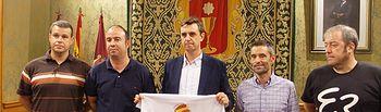 Presentación Copa España Squash.