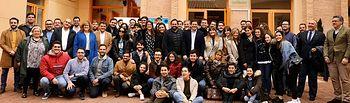 """IV Escuela de Formación """"Paco Castillo"""" de NNGG de Ciudad Real en Bolaños de Calatrava."""
