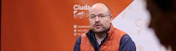 Alejandro Ruiz, diputado autonómico de Cs.