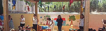 clausura el curso 2011-12 de la Escuela Infantil Municipal