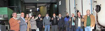 Caja Rural Castilla-La Mancha une lazos con la cooperativa Santiago Apóstol de Cebreros