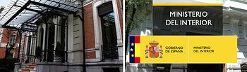 Ministerio del Interior. Foto: Ministerio del Interior.