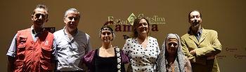 Pesentación del Festival La Celestina, que se celebrará en La Puebla de Montalbán (Toledo)