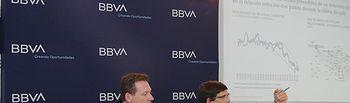 BBVA Research prevé que la economía castellanomanchega cree 44.000 puestos de trabajo entre el final de 2018 y diciembre de 2020 y reduzca  la tasa de paro hasta el 12,7%. Foto: Jose M Moreno Arenas