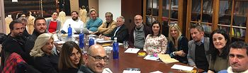 Encuentro de Festivales celebrado en Madrid