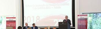 Inauguración del IV Foro de Economía de CLM