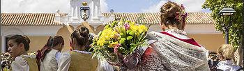 """25 fotografías componen la Exposición Fotográfica """"Ofrenda Floral a la Virgen de Los Llanos, 2014"""""""