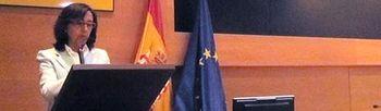 Rosa Aguilar. Foto: Ministerio de Medio Ambiente, y Medio Rural y Marino