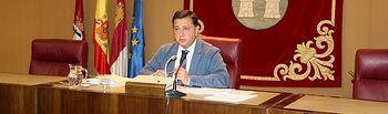Manuel Serrano. Segunda sesión Debate sobre el Estado del Municipio (6-5-18)