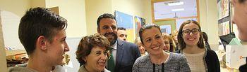 El Gobierno de Castilla-La Mancha pone en valor el trabajo y la calidad de los centros escolares de la región. Foto: JCCM.