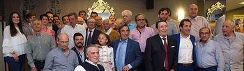 """Homenaje a Juan Cantos \""""Pimpi de Albacete\"""""""