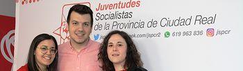 Carlos Rubio Bremad, proclamado nuevo secretario general de las Juventudes Socialistas de la provincia de Ciudad Real