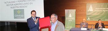 Francisco Núñez participa en la clausura de la XXV Asamblea Provincial de ASAJA-Albacete