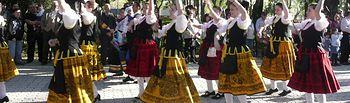 Fiesta de Las Mondas - Talavera de la Reina (Toledo). Imagen de archivo.