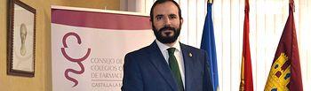 Francisco José Izquierdo, nuevo presidente del Colegio Oficial de Farmacéuticos de C-LM