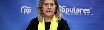 Ana Guarinos, diputada regional del Grupo Parlamentario Popular en las Cortes de Castilla-La Mancha.