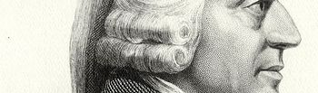 Retrato de Adam Smith. Archivo.