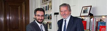 Méndez de Vigo y Jover reafirman la buena relación en el ámbito educativo entre Andorra y España