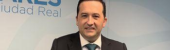 Antonio Lucas-Torres, secretario provincial del PP de Ciudad Real.