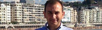 Javier Ruedas, nuevo Director General de Caja Rural Castilla-La Mancha.