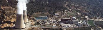 Central Nuclear de Cofrentes. Foto de Archivo.