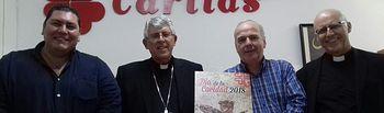 """Cáritas Diocesana de Toledo recuerda con motivo del Corpus Christi 2018 que todos estamos llamados """"al amor y a la caridad"""""""