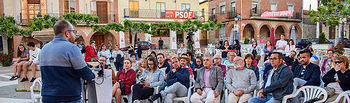 Rubén García anuncia que Torija se sumará al ASTRA y tendrá un espacio cultural cerrado.