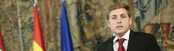 Rueda de prensa del Portavoz sobre los acuerdos del Consejo de Gobierno. Foto: JCCM.