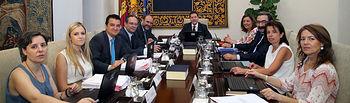 Reunión del Consejo de Gobierno de Castilla-La Mancha. Foto: JCCM.