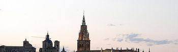 Toledo es una de las ciudades objeto de estudio.