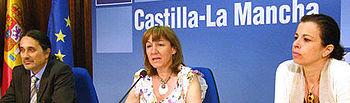 Ángeles García, ha informado en Guadalajara sobre el programa de secciones bilingües para el curso 2011-2012