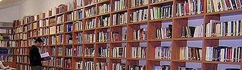 Biblioteca (Foto:Archivo)