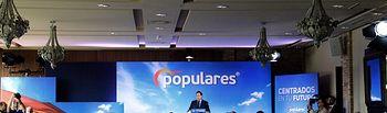 Paco Núñez presenta junto a Pablo Casado en Toledo el programa electoral del PP-CLM.