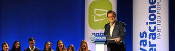 Rajoy y Cospedal en Guadamur.